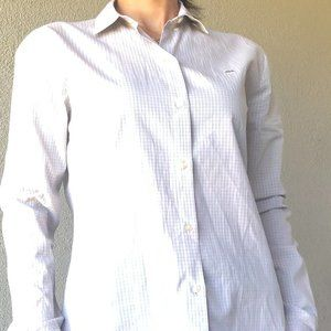 LaCoste Cotton Collared Shirt